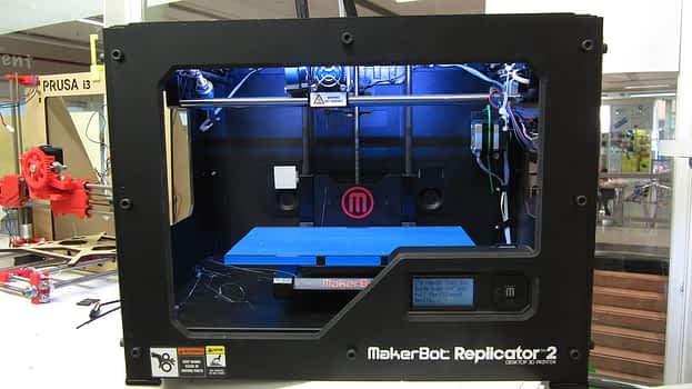 Chapter 1.5 3D Printer - Public Domain