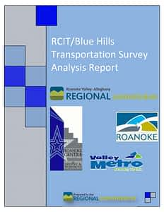 COVER PAGE--Blue Hills Survey Analysis Report