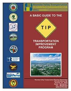 COVER PAGE--TIP Citizens Guide FY15-18
